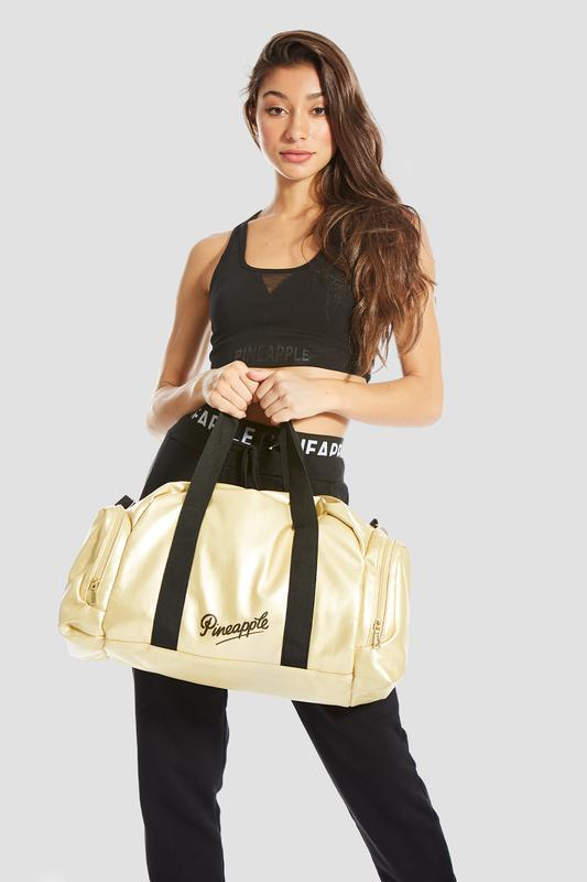 PINEAPPLE Retro Dancers Bag - Gold