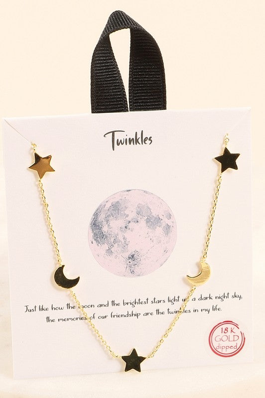 Twinkles Necklace