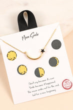 Moon Smile Necklace