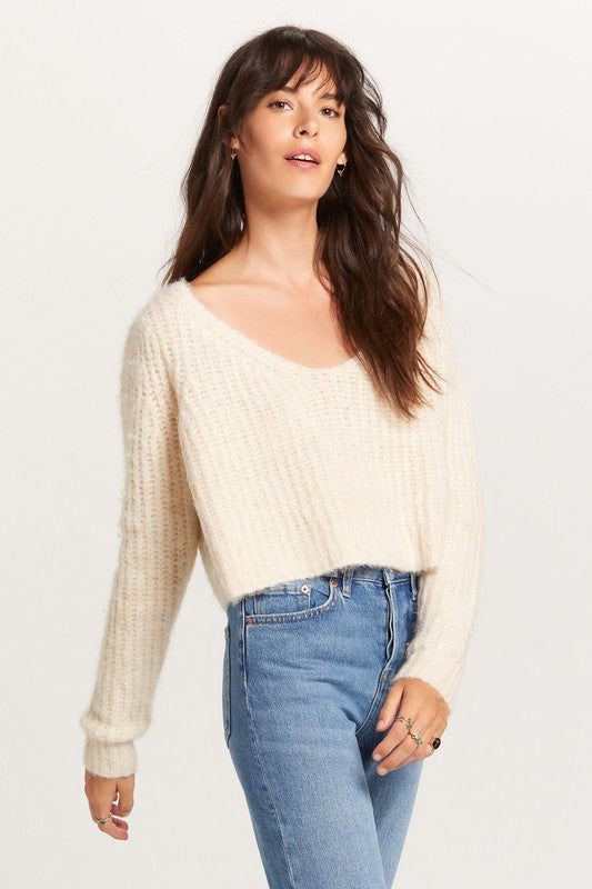 Kylie Sweater-Oatmeal