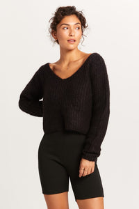 Kylie Sweater-Black