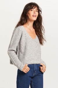 Kylie Sweater-Grey