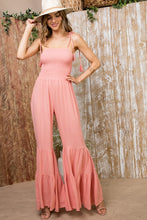 FINAL SALE Annie Jumpsuit-Coral