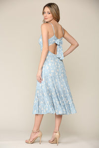 FINAL SALE Stella Dress-Blue