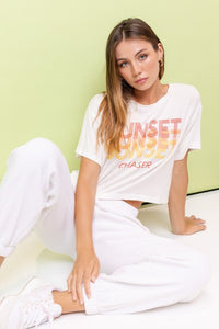 FINAL SALE Sunset Chaser Tee