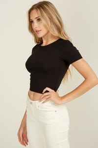 Jess Top-Black