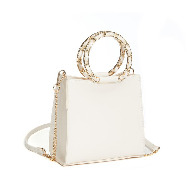 Allison Bag-Cream