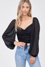 Marnie Top- Black