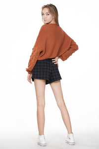 Marianna Sweater-Rust