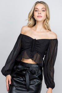 Royce Top- Black