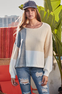 FINAL SALE Mona Sweater