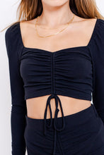 Sutton Top-Black