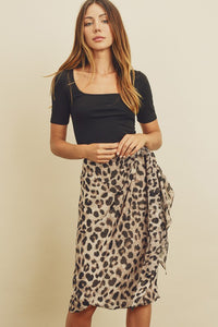 FINAL SALE Kyla Midi Skirt