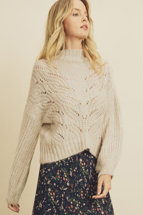 Sandy Sweater