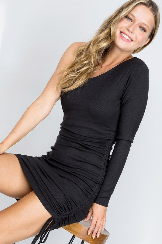 Khloe Dress- Black