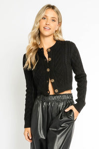 Lucy Sweater-Black