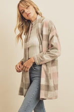 FINAL SALE Nia Cardigan-Blush Combo