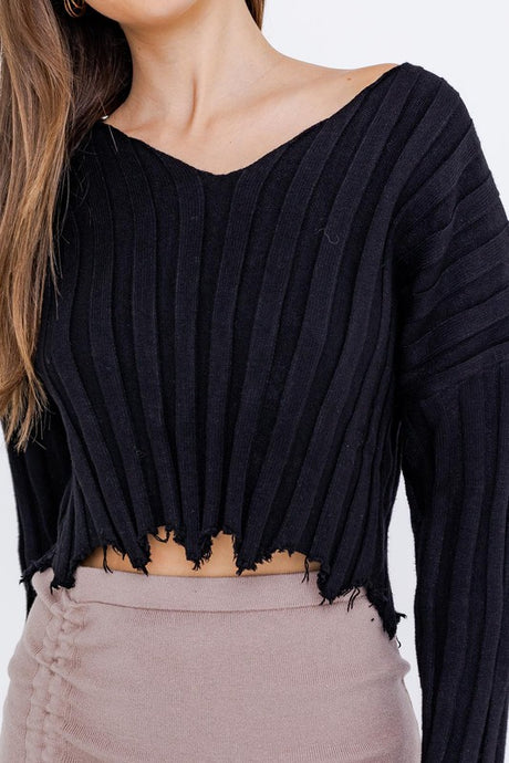 Alison Sweater- Black
