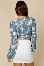 Sheena Top-Blue