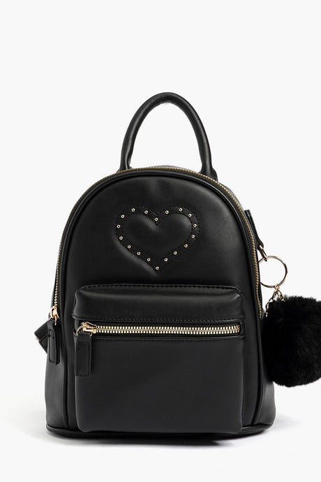 Love Backpack-Black