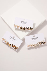 Olivia Earrings Set