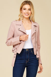 Brittany Blush Jacket