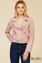 FINAL SALE Brittany Blush Jacket
