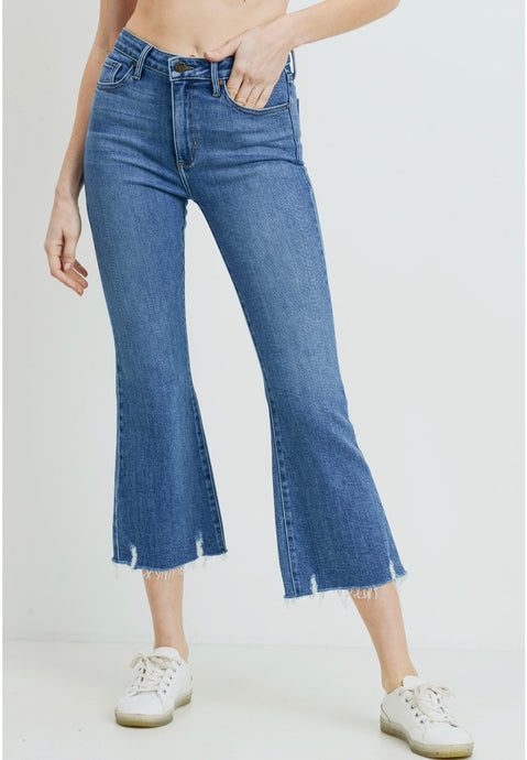 Kara Jeans- Medium Denim