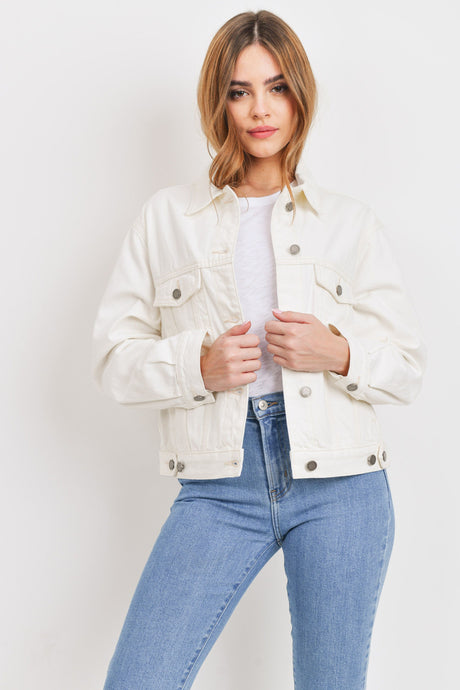 Teresa Jacket- Off White