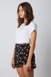 Aimee Skirt-Black