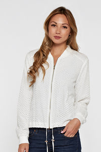Emma Embroidered Jacket