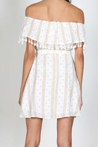 FINAL SALE Barb Boho Dress