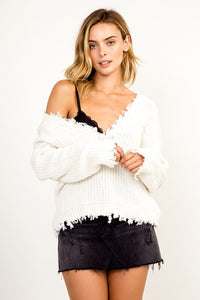 FINAL SALE Olivia Sweater