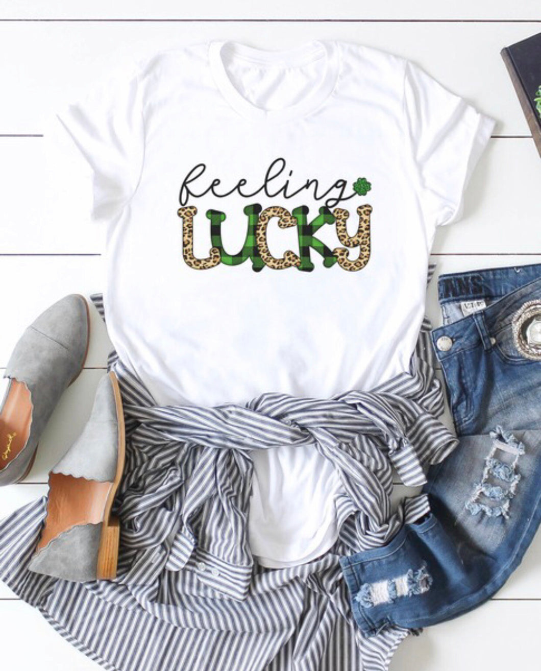 Feeling Lucky T-Shirt