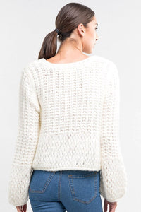 FINAL SALE Lara Sweater