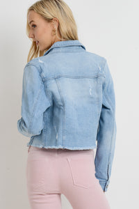 Mia Denim Jacket