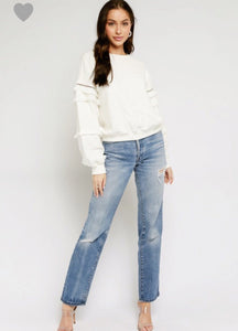 Camilla Sweater- Ivory
