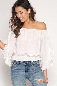 FINAL SALE Savannah Blouse