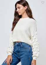 Marianna Sweater-Ivory