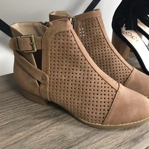 FINAL SALE Liliana Bootie