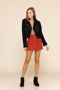 FINAL SALE Kate Jacket- Black