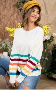 FINAL SALE Vivica Sweater