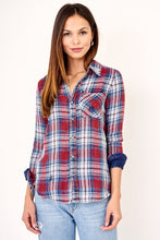 FINAL SALE Cecilia Plaid