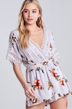 FINAL SALE Lisa Romper