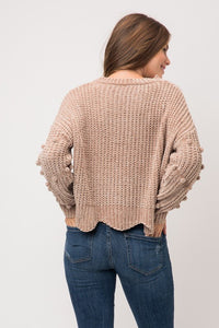 FINAL SALE Jenna Sweater