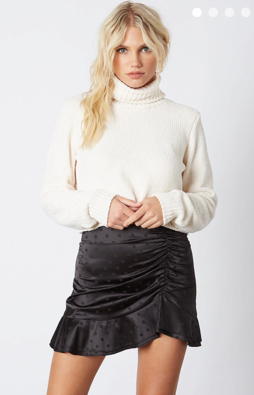 Alexandra Skirt- Black