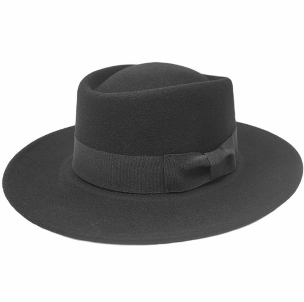 Shelly Hat-Black