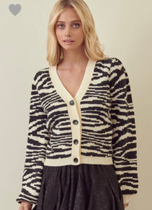 FINAL SALE Shiela Cardigan