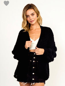 FINAL SALE Molly Cardigan