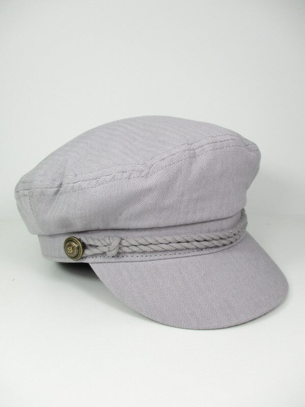 Lili Hat- Light Grey